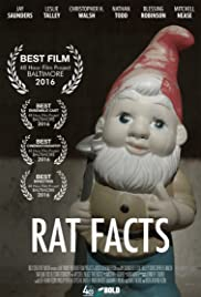 Rat Facts Poster