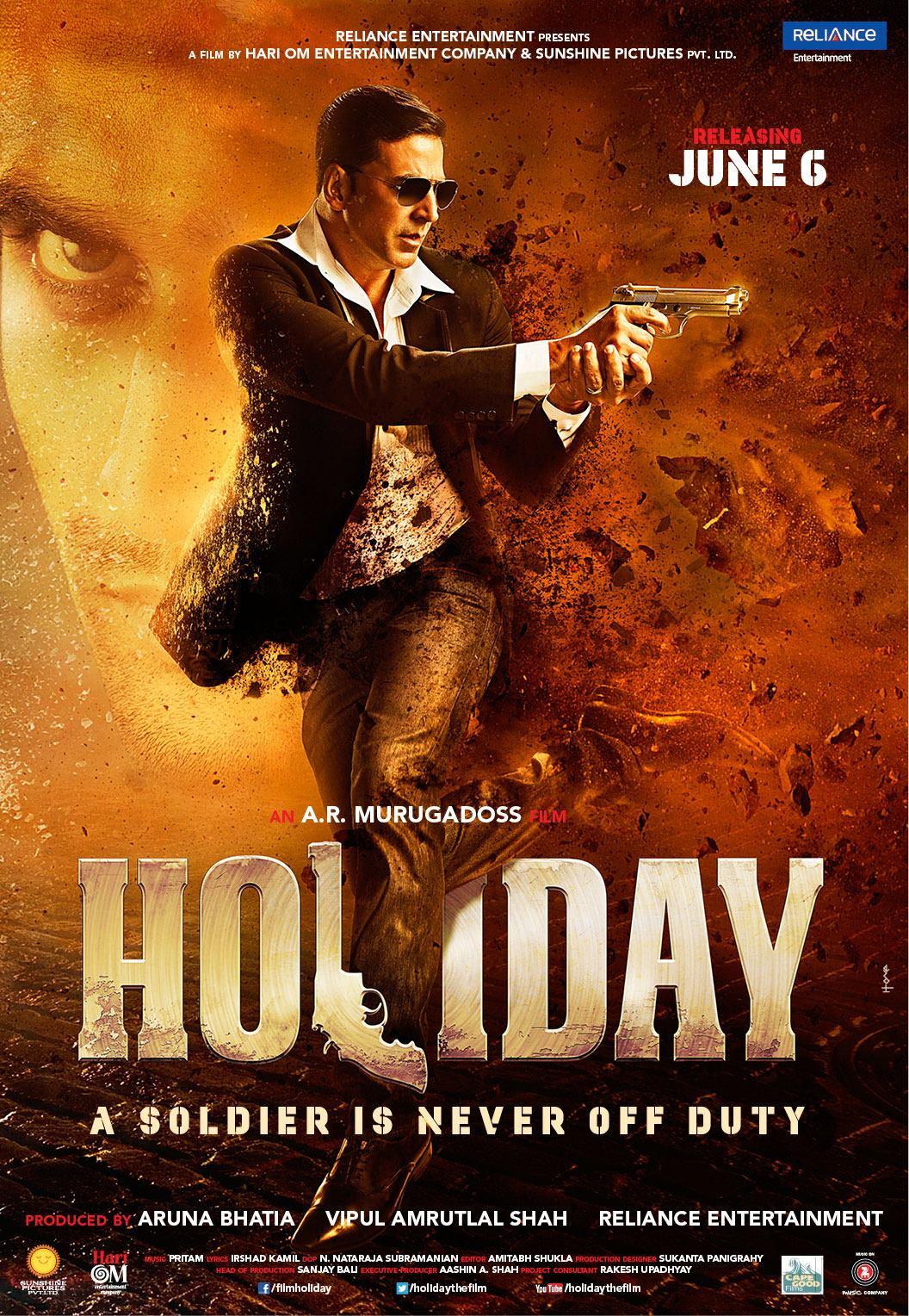 Holiday (2014) - IMDb