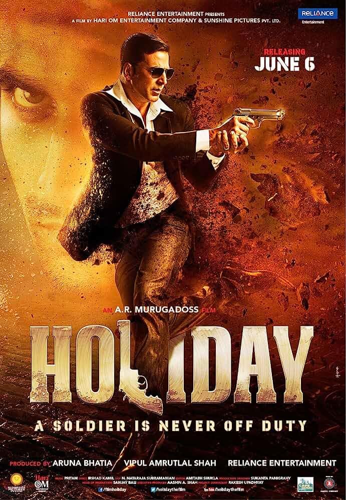 Holiday | 2014 | Hindi | 1080p | 720p | BluRay