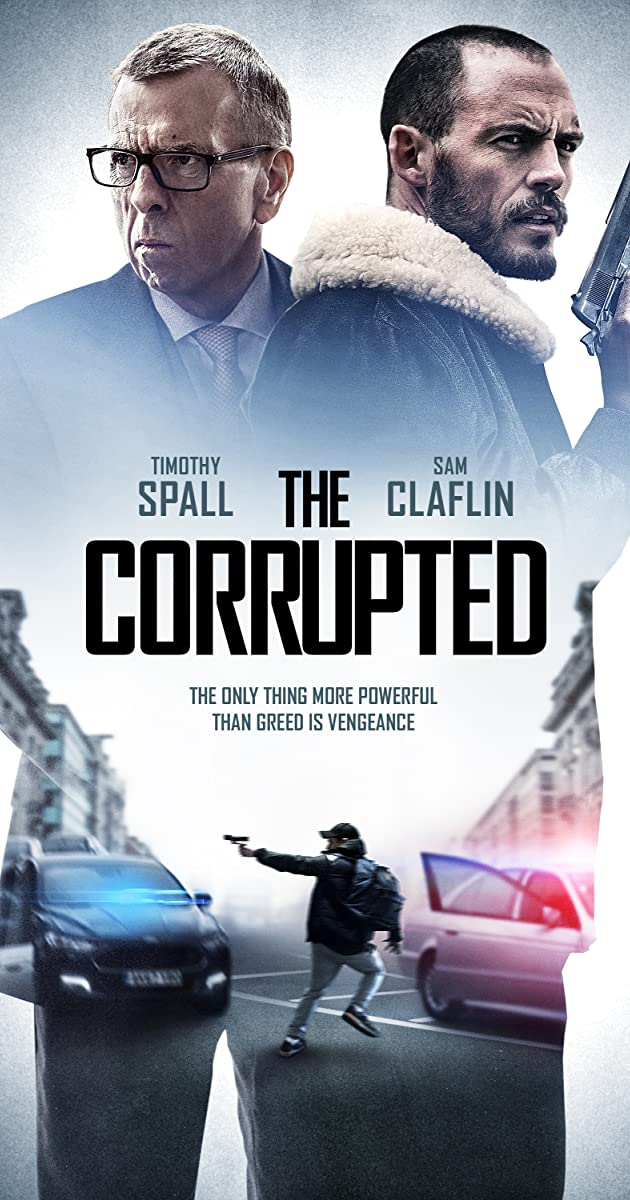 Subtitle of The Corrupted