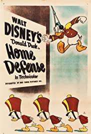 Home Defense Poster