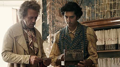 Why Dev Patel Was Always the First Choice for 'David Copperfield'