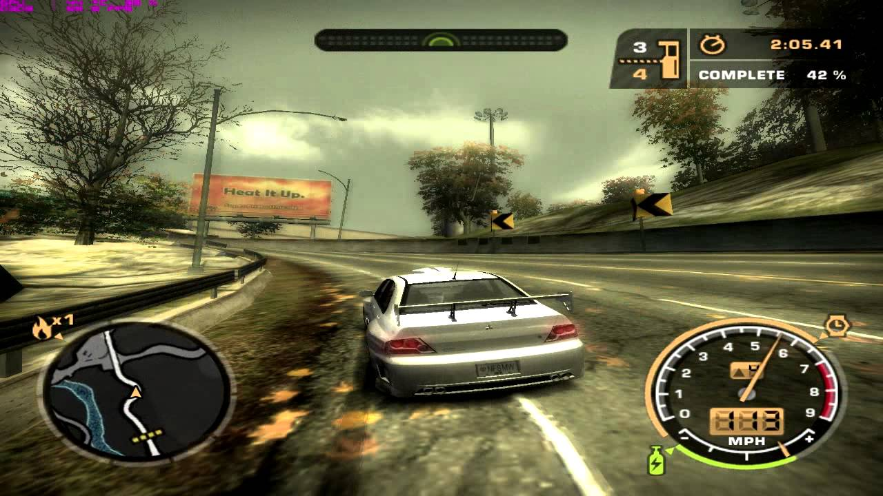 Need for Speed: Most Wanted (Video Game 2005) - Photo