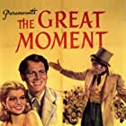 William Demarest, Betty Field, and Joel McCrea in The Great Moment (1944)