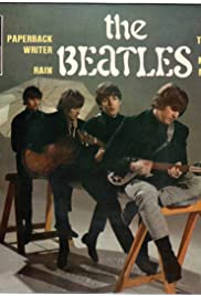 The Beatles: Paperback Writer Poster