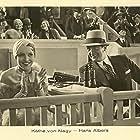 Hans Albers and Käthe von Nagy in Der Sieger (1932)
