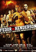 Strikeforce M-1 Global: Fedor vs. Henderson