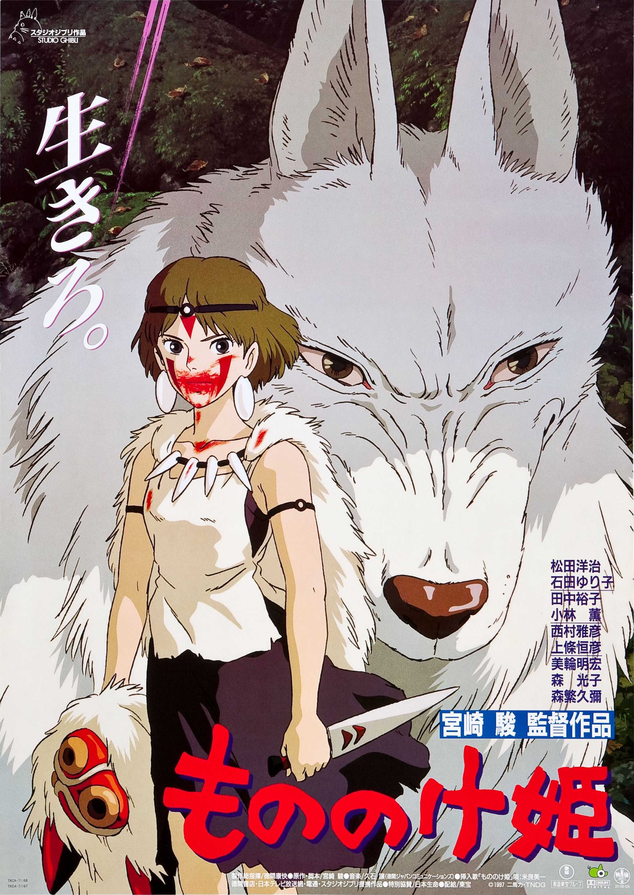 la princesa mononoke torrent