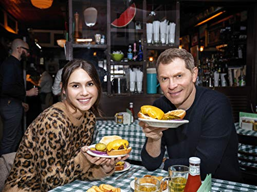 Bobby Flay and Sophie Flay in The Flay List (2019)
