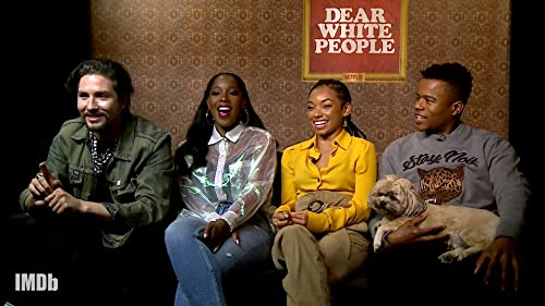 """Dear White People"" Cast Pick Their Favorite Campus Comedies"