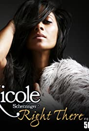 Nicole Scherzinger Feat. 50 Cent: Right There Poster