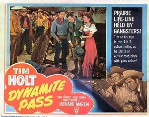 Lew Landers Dynamite Pass Movie