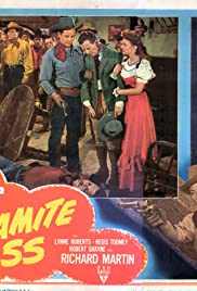 Dynamite Pass Poster