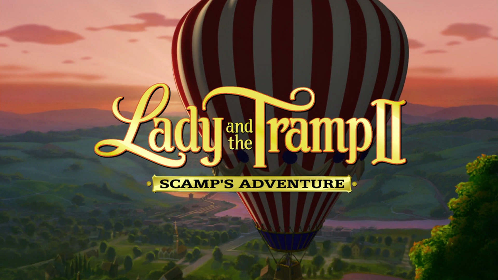 Lady And The Tramp Ii Scamp S Adventure Video 2001 Photo Gallery Imdb