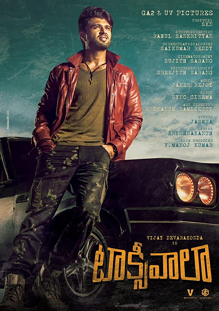 Super Taxi (Taxiwala) 2019 Hindi Dubbed 720p HDRip