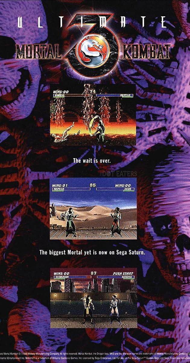 Ultimate Mortal Kombat 3 Video Game 1995 Full Cast Crew Imdb