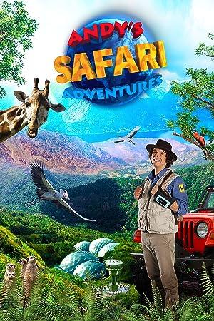 Where to stream Andy's Safari Adventures