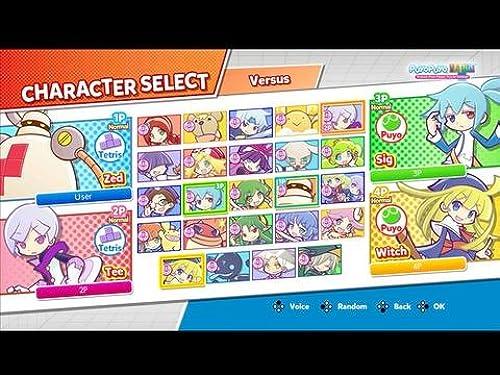 Puyo Puyo Tetris (VG)