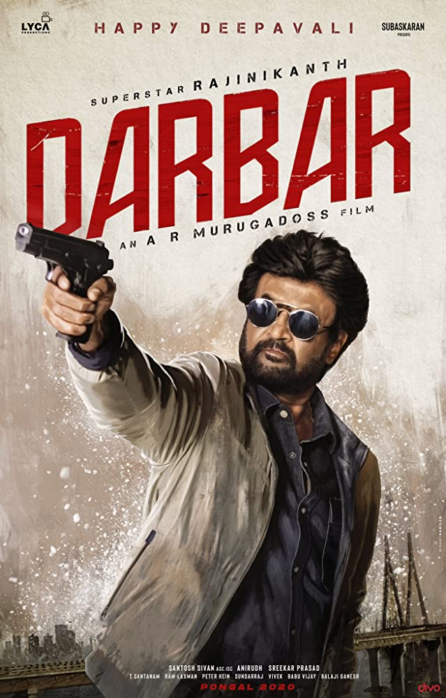 Darbar 2020 Hindi 720p HDTV [UNCUT VERSION]