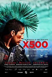 X500 Poster
