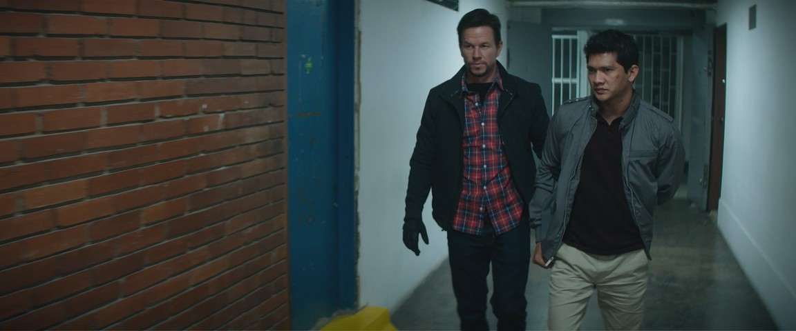 Mark Wahlberg and Iko Uwais in Mile 22 (2018)