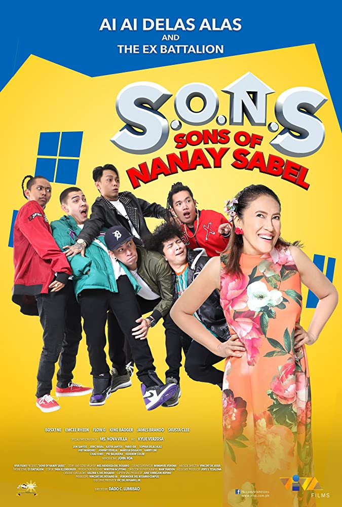 S.O.N.S. Sons of Nanay Sabel (2019) HD CAM