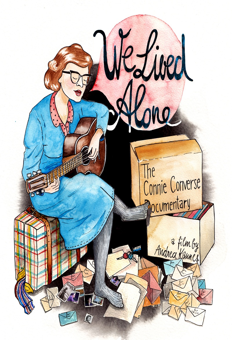 We Lived Alone: The Connie Converse Documentary (2014) IMDb