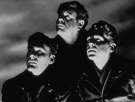 """""""Desperate Journey"""" Errol Flynn, Alan Hale, Ronald Reagan 1942 Warner Bros."""