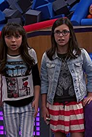 Madisyn Shipman and Cree Cicchino in Lost Jacket, Falling Pigeons (2015)