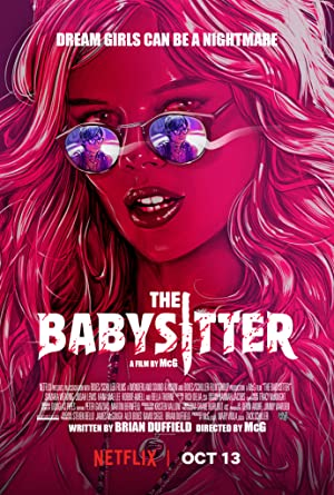 Download The Babysitter (2017) | (English) | 480p-720p |