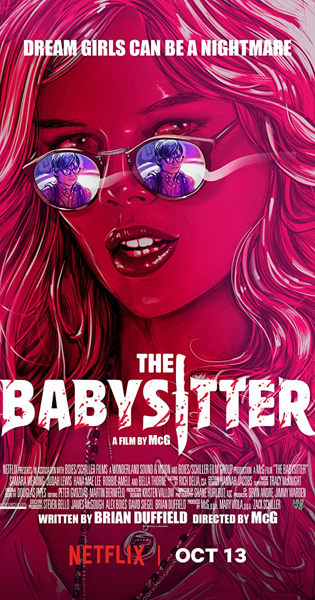 Subtitle of The Babysitter