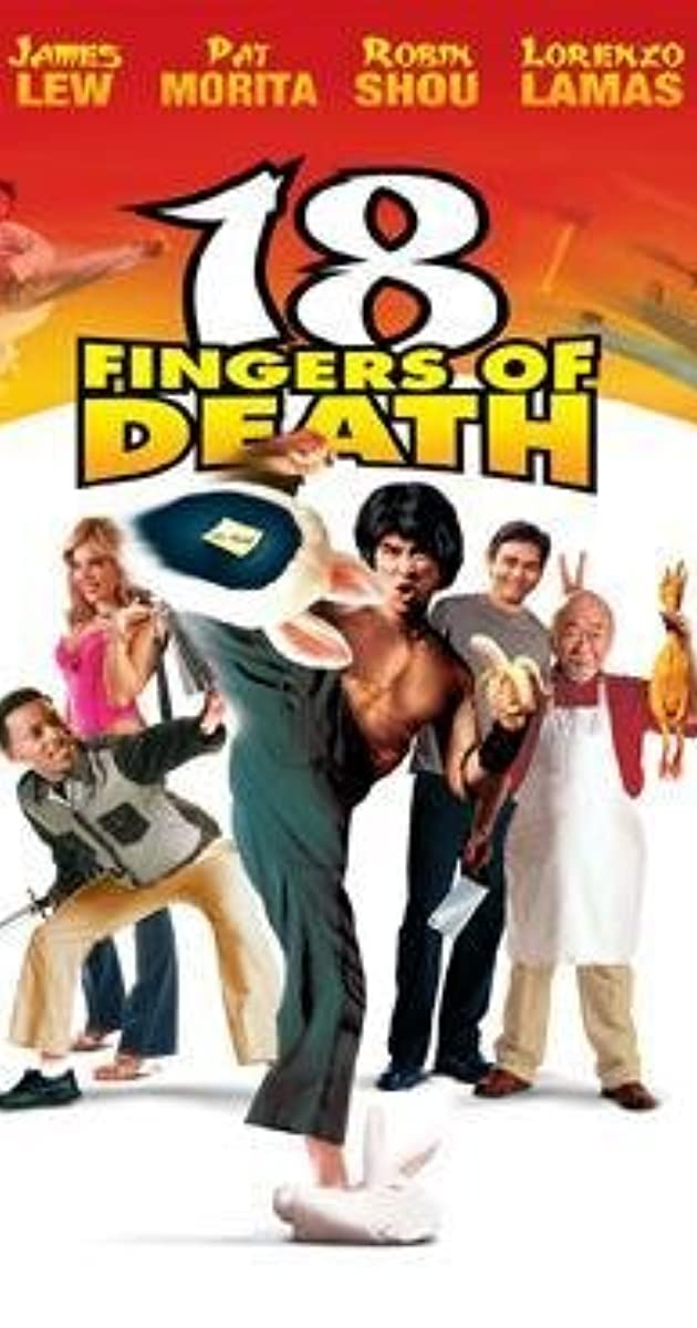 Subtitle of 18 Fingers of Death!