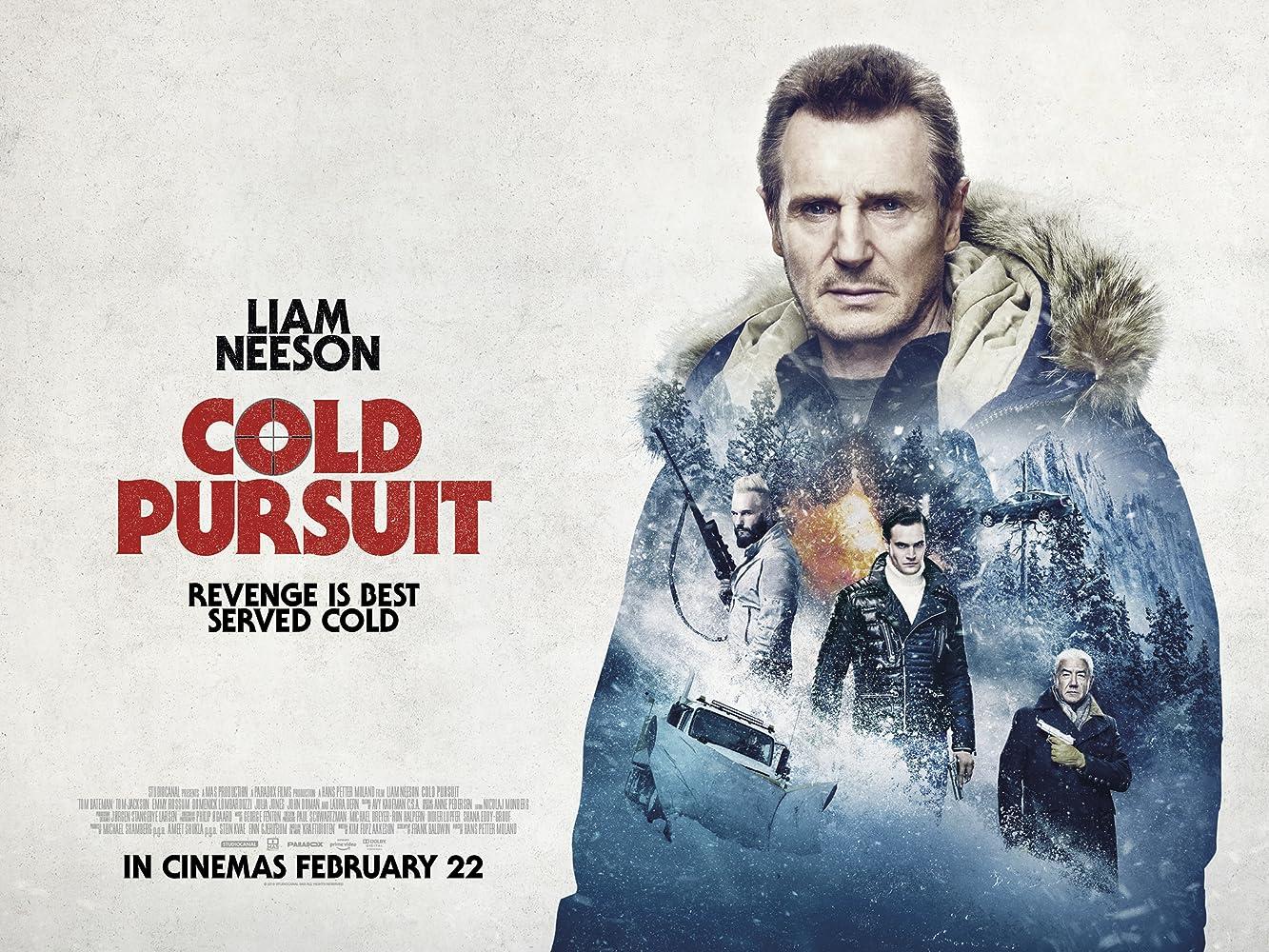 Cold Pursuit (2019) 720p HDCam 2.5GB ESubs