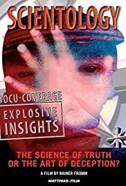 Scientology: The Science of Truth or the Art of Deception? (2012) Poster - Movie Forum, Cast, Reviews