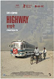 Highway(2012) Poster - Movie Forum, Cast, Reviews