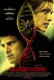 Tricia Helfer and Travis Van Winkle in Bloodwork (2012)