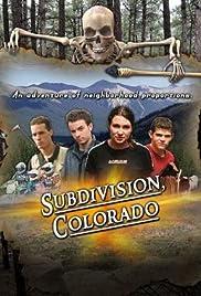 Subdivision, Colorado Poster