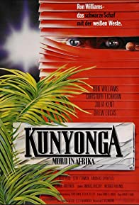 Primary photo for Kunyonga - Mord in Afrika