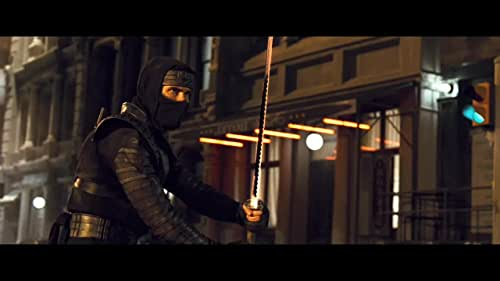 A westerner named Casey, studying Ninjutsu in Japan, is asked by the Sensei to return to New York to protect the legendary Yoroi Bitsu, an armored chest that contains the weapons of the last Koga Ninja.