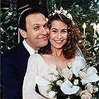 Billy Crystal and Julie Warner in Mr. Saturday Night (1992)