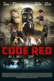 Paul Logan, Mya-Lecia Naylor, and Julian Kostov in Code Red (2013)
