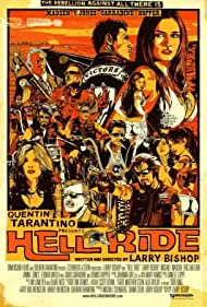 Hell Ride (2009) Poster - Movie Forum, Cast, Reviews