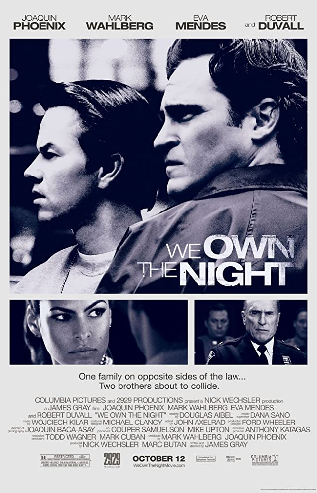 We Own the Night (2007) BluRay 480p 450Mb Download