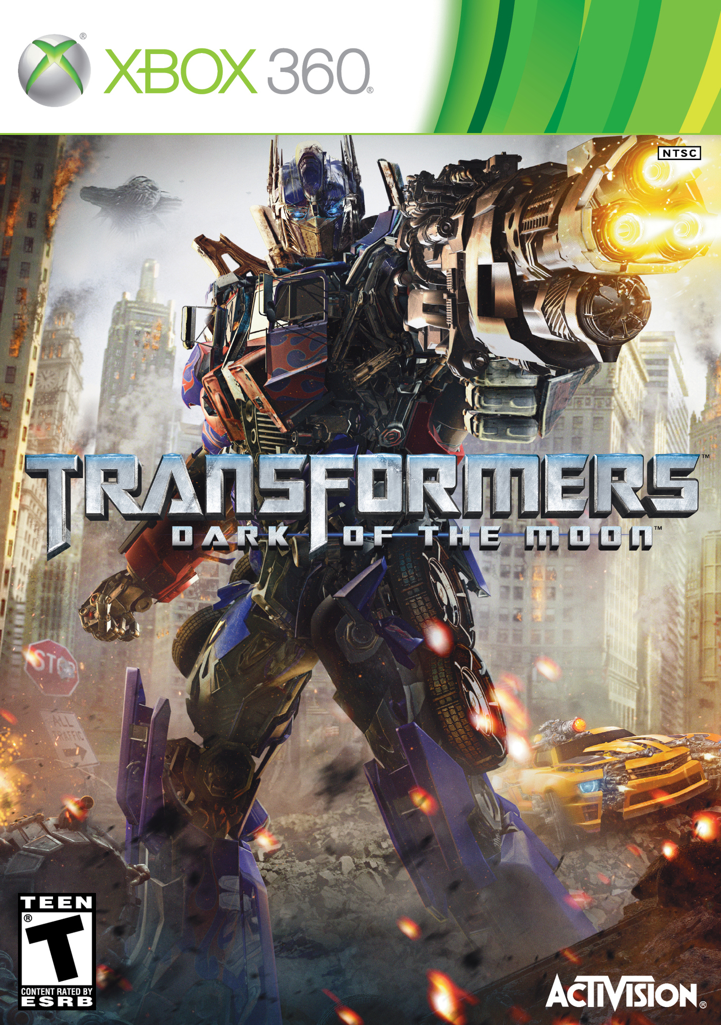 Transformers: Dark of the Moon (Video Game 2011) - IMDb