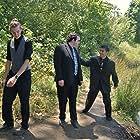 Zack Slort, Daniel Kiddie, and Drew Black in The Family (2013)