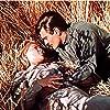 Julie Christie and Omar Sharif in Doctor Zhivago (1965)