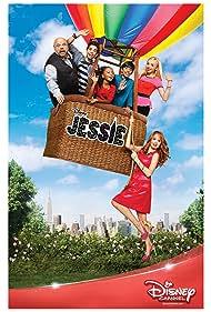 Kevin Chamberlin, Peyton List, Cameron Boyce, Skai Jackson, Debby Ryan, and Karan Brar in Jessie (2011)