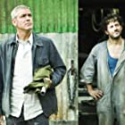 George Clooney and Filippo Timi in The American (2010)