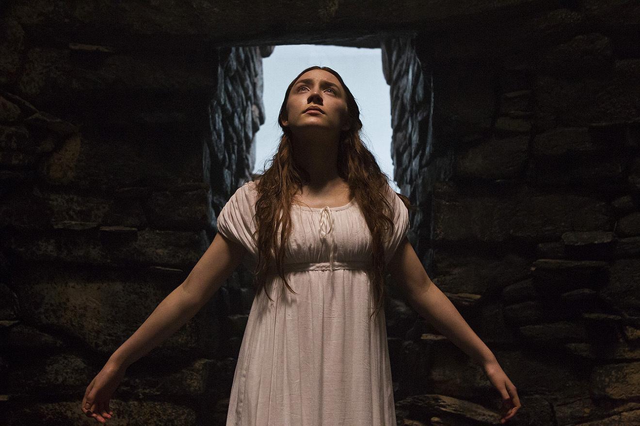 Saoirse Ronan in Byzantium (2012)
