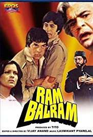 Ram and Balram Poster